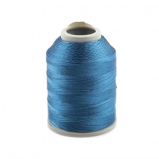 Kartopu Mavi Polyester Oya&Dantel İpi - KP516