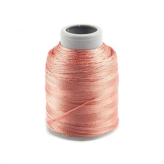 Kartopu Turuncu Polyester Dantel İpliği - KP329