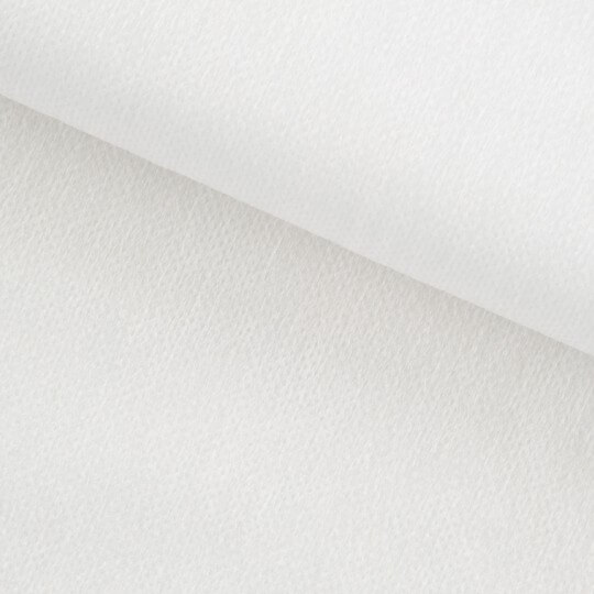 Vliseline 1 Metre Beyaz Yapışabilen  Kağıt Tela - G 405