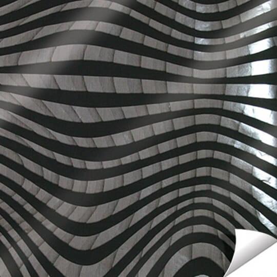 Paw Siyah Hediye Paketleme Kağıdı - AGP002902-hot