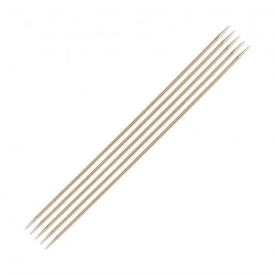 KnitPro Nova Cubics 3,5 mm 20 cm Kübik Çorap Şişi - 12127