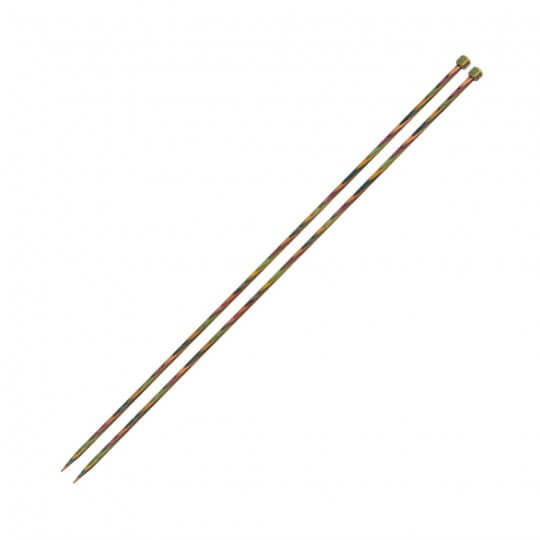 KnitPro Symfonie 4 mm 35 cm Ahşap Örgü Şişi - 20217