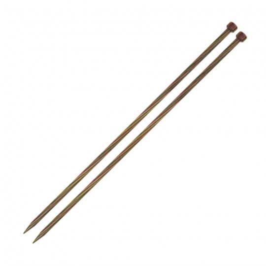 KnitPro Symfonie 6,5 mm 35 cm Ahşap Örgü Şişi - 20222