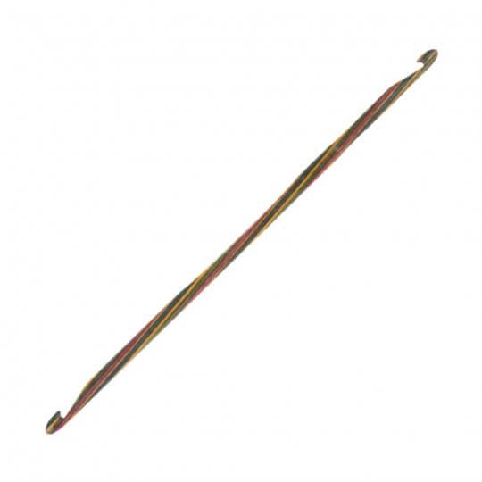 KnitPro Symfonie 4 mm - 4,5 mm 15 cm Çift Uçlu Tunus Tığ - 20726