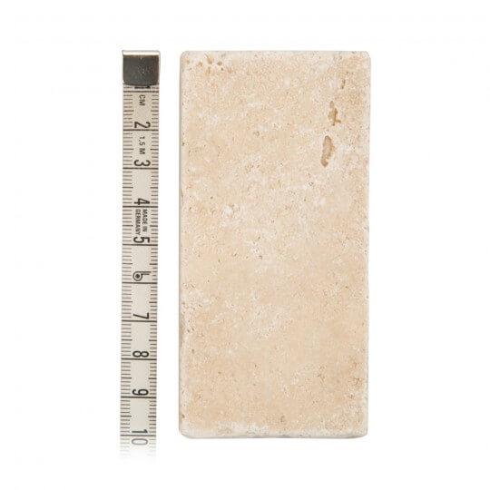 Eskitme 5x10 cm Ölçüsünde Doğal Taş