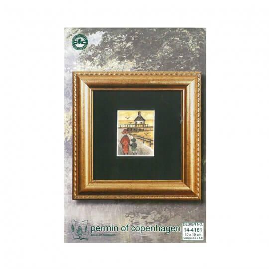 Permin 10x10 İskele Temalı Etamin Kiti - 144161