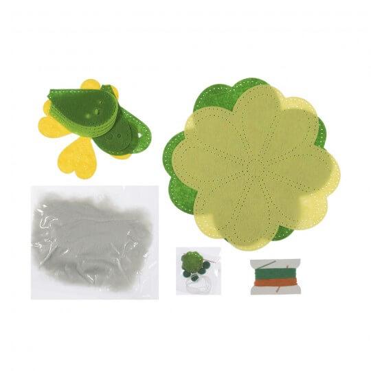 Kleiber Yeşil Yonca Oyuncak Keçe Kiti - 931-33