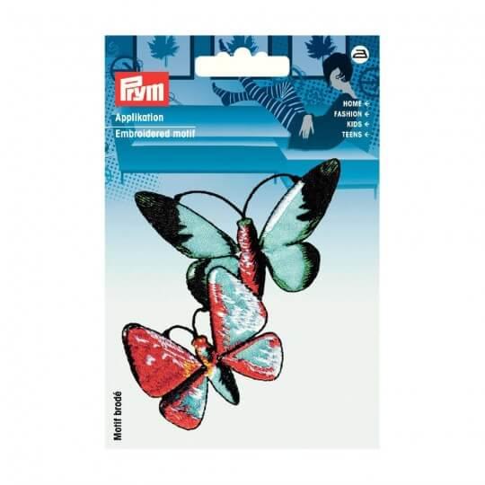 PRYM Özel Büyük Desenli Kelebek Desenli Aplike - 926609