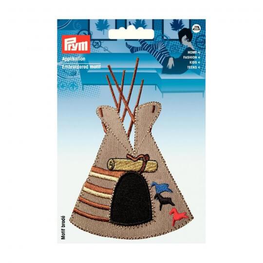 PRYM Kızılderili Çadırı Desenli Aplike - 924268