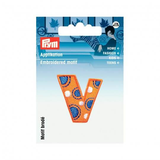 PRYM V Harfi Desenli Aplike - 924253