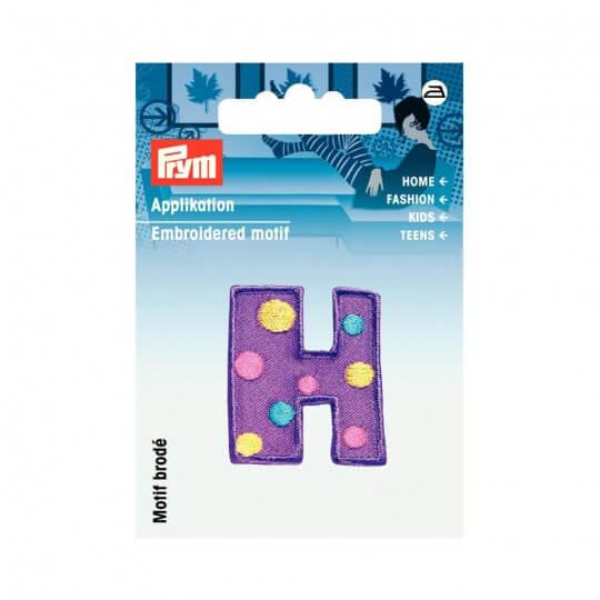 PRYM H Harfi Desenli Aplike - 924239