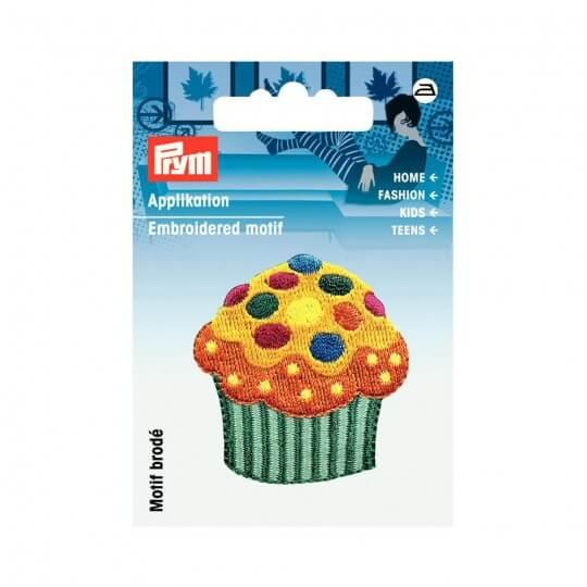 PRYM Cupcake Desenli Aplike - 924231