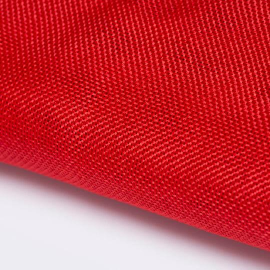 La Mia 1x1 Metre Kırmızı Jüt Kumaş - J19