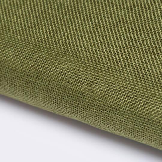 La Mia 50cm x 1m Ceviz Yeşili Jüt Kumaş - J32