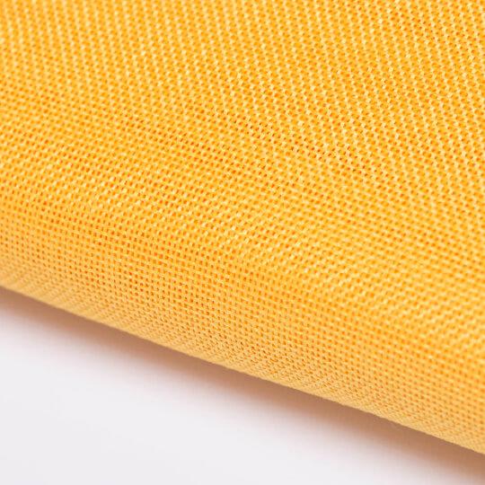 La Mia 50cm x 1m Yumurta Sarısı Jüt Kumaş - J10