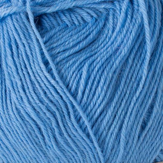 Yarnart Wool Mavi El Örgü İpi - 600