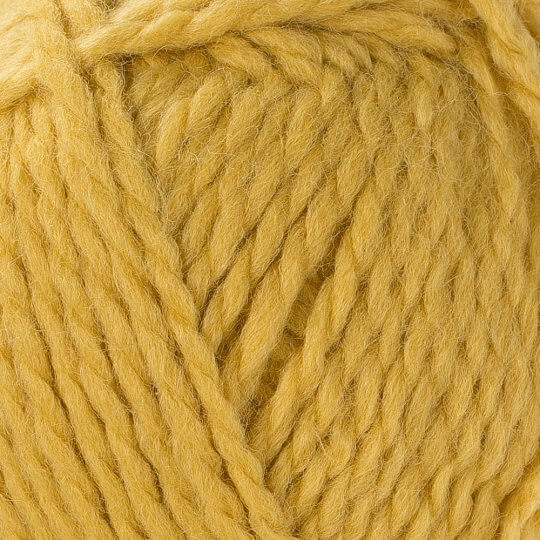 Kartopu Melange Wool Sarı El Örgü İpi - K3063