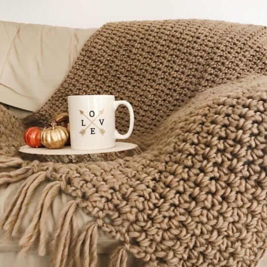 Gazzal Pure Wool Füme El Örgü İpi - 5249