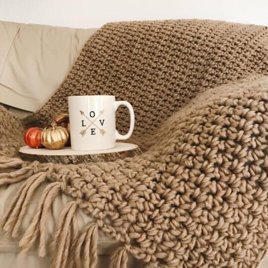 Gazzal Pure Wool Deve Tüyü El Örgü İpi - 5244