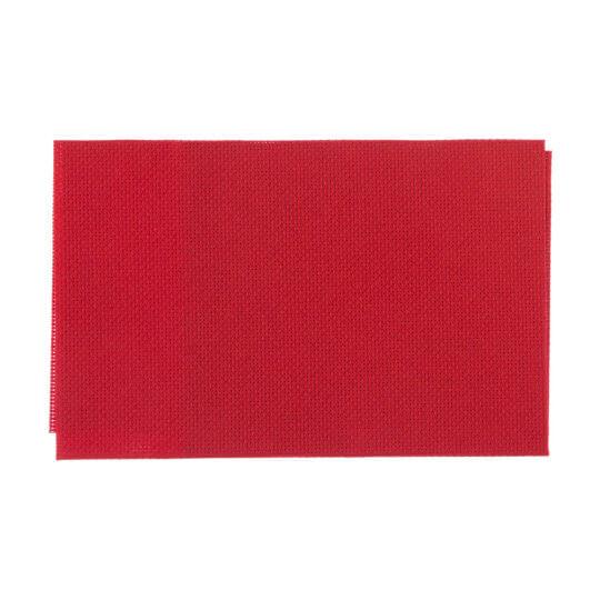 RTO Baltic 39 x 45 cm 14 ct Kırmızı Parça Etamin Kumaşı - AIDA14-954