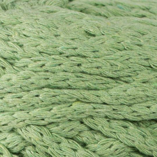 Spagettiyarn XXLace Yeşil El Örgü İpi - 14