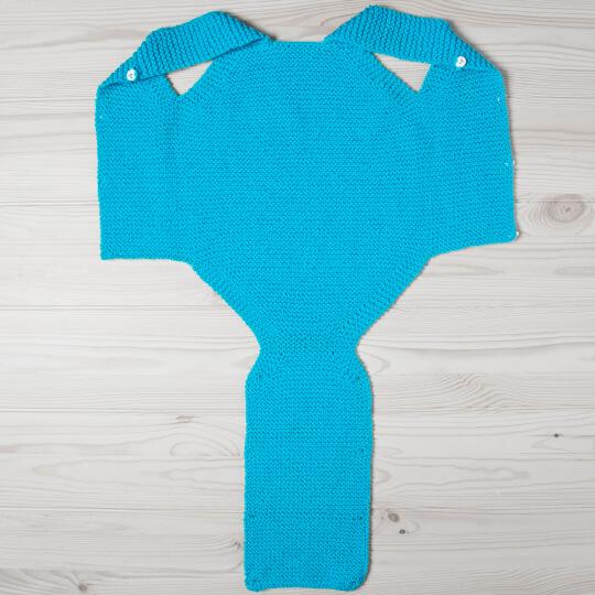 Örenbayan Lux Baby Açık Pembe El Örgü İpi - 95-3010