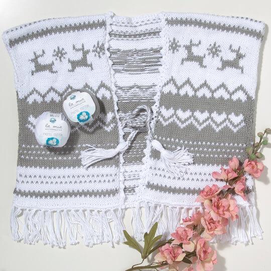 La Mia Pastel Cotton Fuşya El Örgü İpi - L058