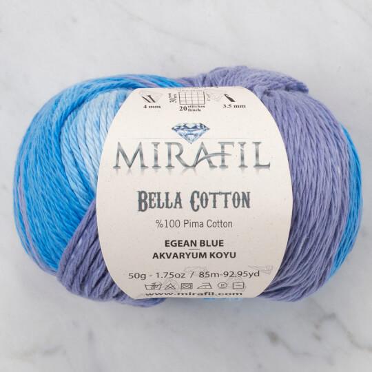 Mirafil Bella Cotton Akvaryum Koyu El Örgü İpi - 06