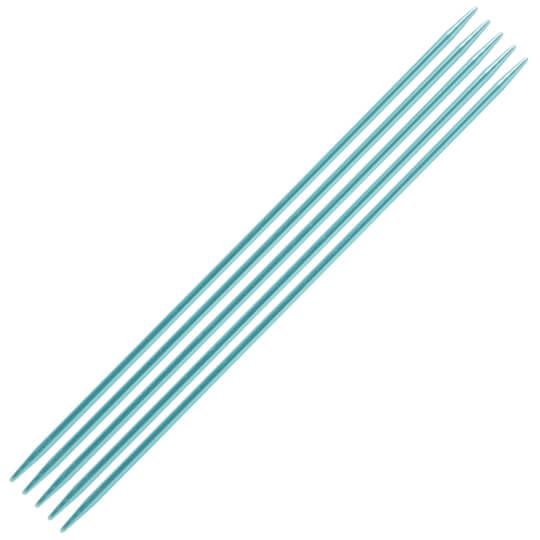 Kartopu 3.5 mm 20 cm Pastel Mavi Metal Çorap Şişi