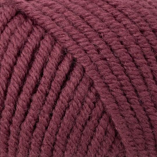 Kartopu Cozy Wool Mürdüm El Örgü İpi - K1707