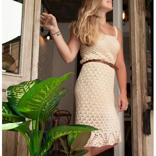 La Mia Mercerized Cotton Koyu Gri El Örgü İpi - 236