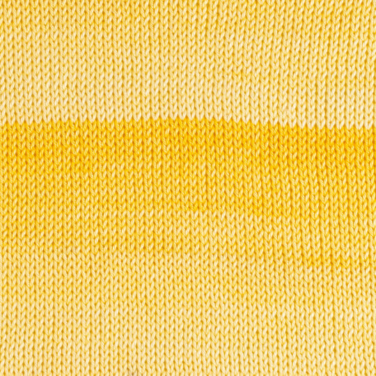 Kartopu Organica Prints 50gr Sarı El Örgü İpi - H2200