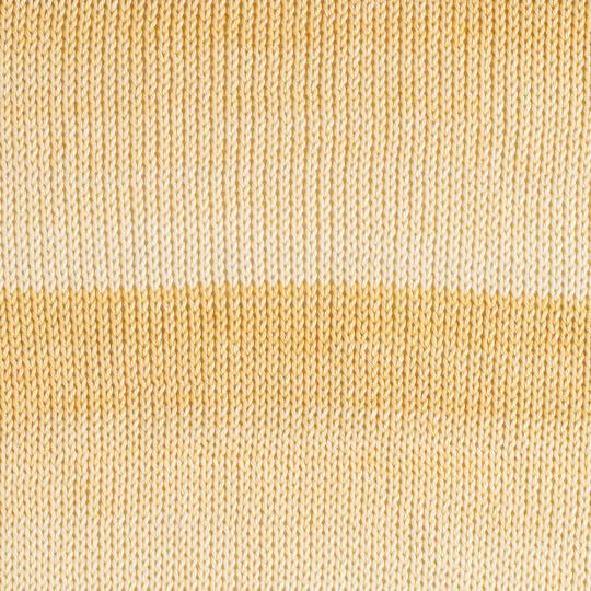 Kartopu Organica Prints 50gr Sarı El Örgü İpi - H2205