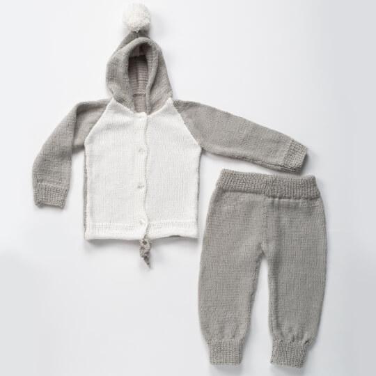 Gazzal Baby Wool Pembe Bebek Yünü - 836