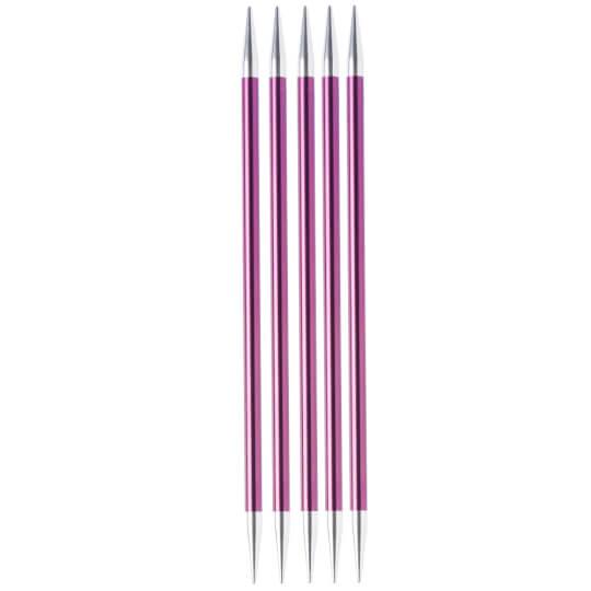 Knitpro Zing 6 Mm 20 Cm Çorap Şişi - 47043