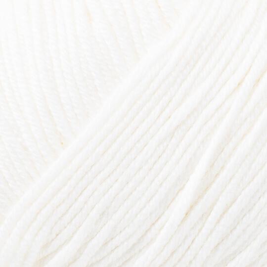 Gazzal Baby Cotton Ekru Bebek Yünü - 3410