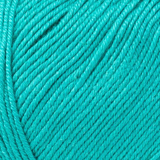 Gazzal Baby Cotton Turkuaz Bebek Yünü - 3426