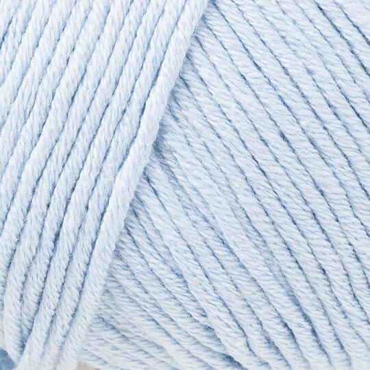 Gazzal Baby Cotton XL Bebe Mavi Bebek Yünü - 3429XL