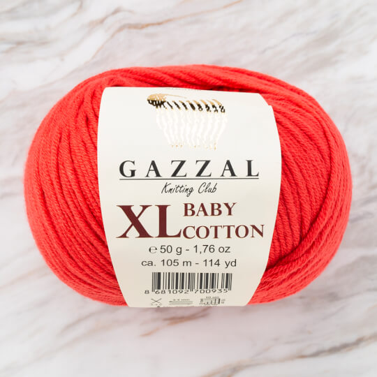 Gazzal Baby Wool XL Total 5.28 Oz // 328 Yrds 3 Pack Ball 100m Medium-Worsted Yarn Grey-818 50g Super Soft // 109 Yrds 40/% Lana Merino 20/% Cashmere Type Polyamide Each Ball 1.76 Oz