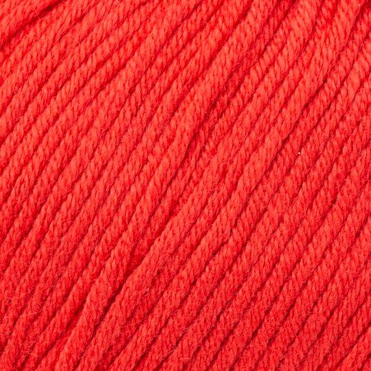Gazzal Baby Cotton XL Kırmızı Bebek Yünü - 3418XL