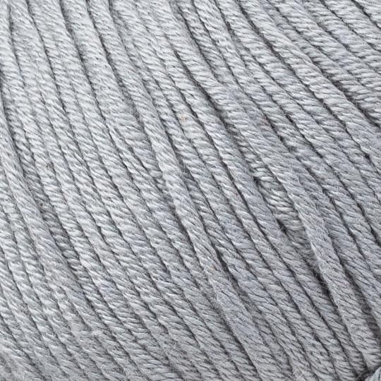 Gazzal Baby Cotton XL Gri Bebek Yünü - 3430XL