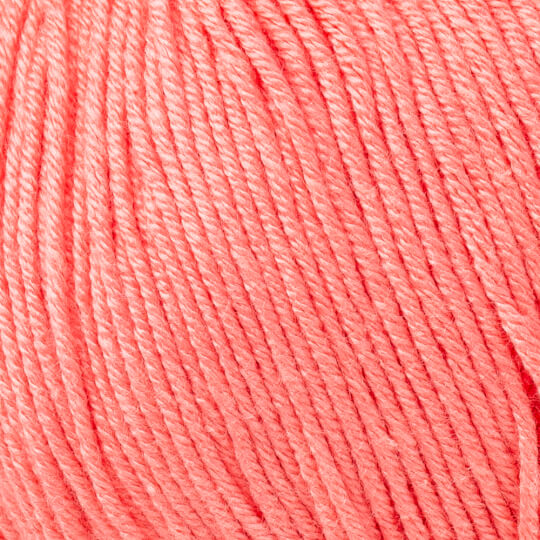 Gazzal Baby Cotton Pembe Bebek Yünü -3435