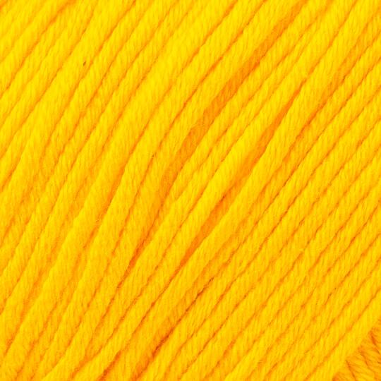 Gazzal Baby Cotton XL Hardal Sarısı Bebek Yünü - 3417XL