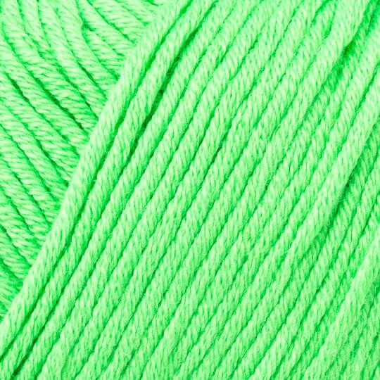 Gazzal Baby Cotton XL Fıstık Yeşil Bebek Yünü - 3427XL