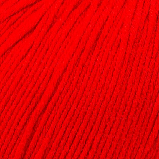 Gazzal Baby Cotton Kırmızı Bebek Yünü - 3443