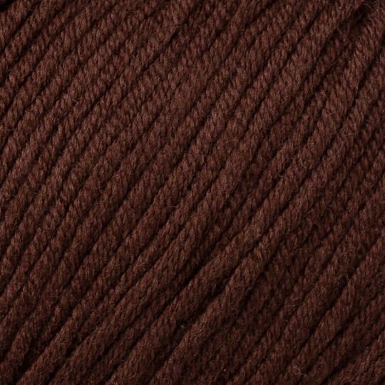 Gazzal Baby Cotton XL Kahverengi Bebek Yünü - 3436XL