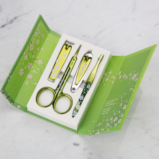 Kartopu Küçük Boy Manikür Seti - Yeşil