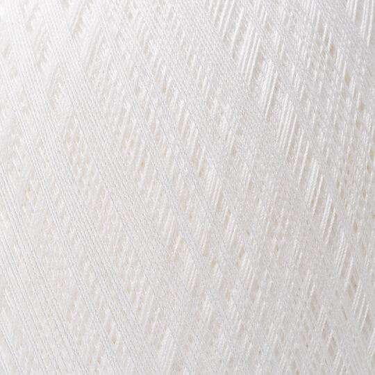 Altınbaşak Gold No: 60 6 Katlı Beyaz Dantel İpliği - Beyaz -31