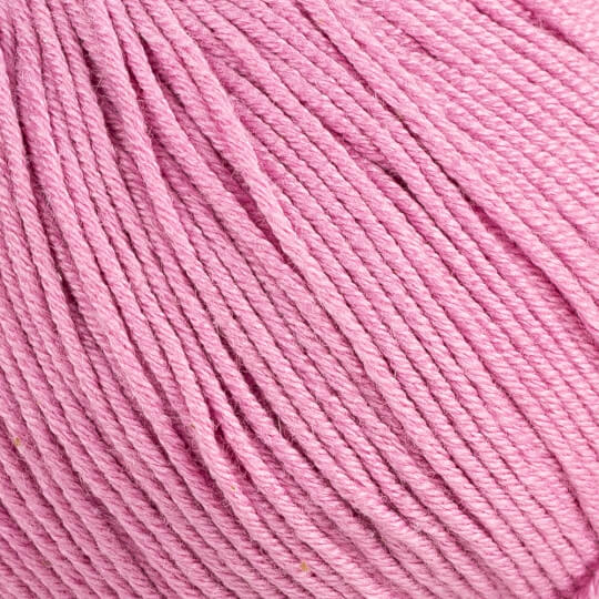 Gazzal Baby Cotton Pembe Bebek Yünü - 3422