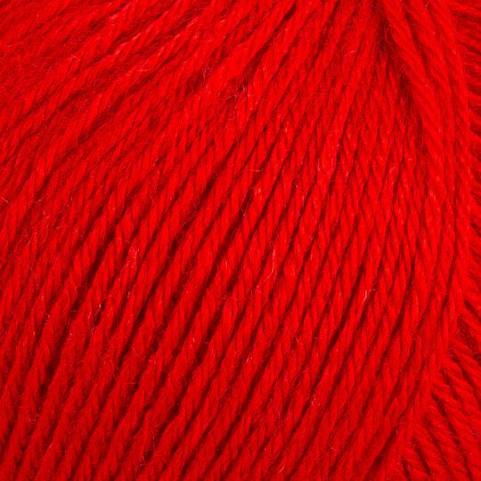 Gazzal Baby Wool Kırmızı Bebek Yünü - 811